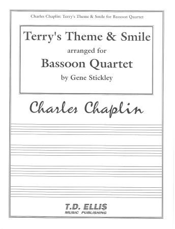 TERRY'S THEME & SMILE (score & parts)