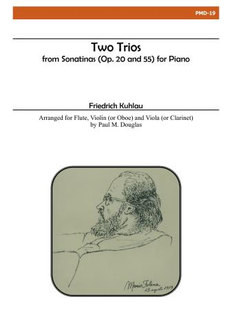 TWO TRIOS (score & parts)