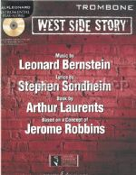 WEST SIDE STORY for Trombone + CD