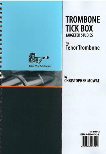 TROMBONE TICK BOX