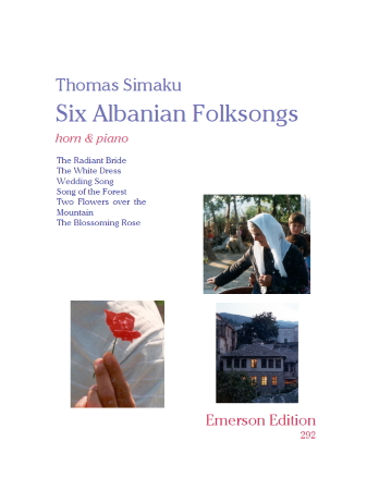 SIX ALBANIAN FOLK-SONGS