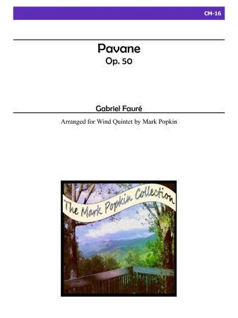 PAVANE Op.50 (score & parts)