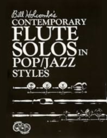 CONTEMPORARY FLUTE SOLOS in Pop and Jazz Styles