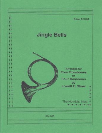 JINGLE BELLS score & parts