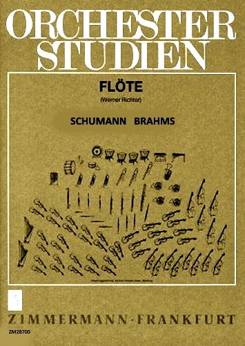 ORCHESTRAL STUDIES: Schumann, Brahms