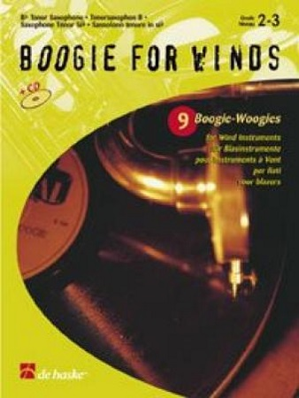 BOOGIE FOR WINDS + CD