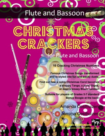 CHRISTMAS CRACKERS for Flute & Bassoon