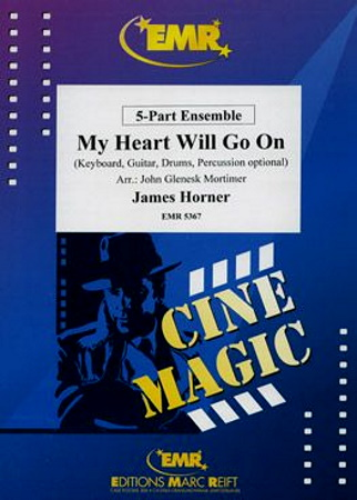 MY HEART WILL GO ON (score & parts)