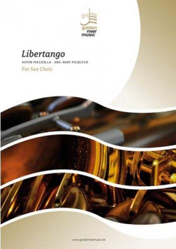 LIBERTANGO (score & parts)