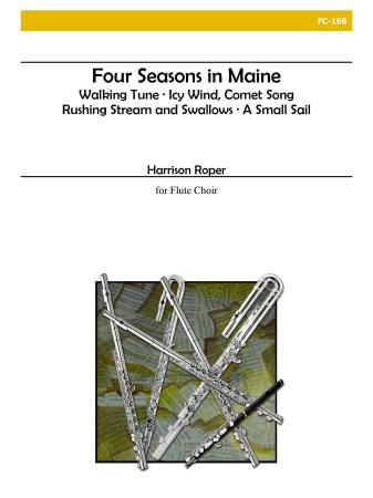 FOUR SEASONS IN MAINE