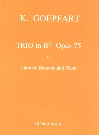 TRIO in Bb major Op.75
