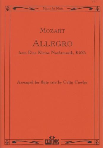 ALLEGRO from Eine Kleine Nachtmusik, K525