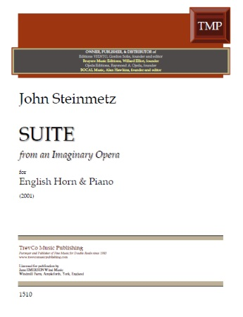 SUITE FROM AN IMAGINARY OPERA