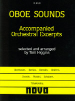 OBOE SOUNDS orchestral extracts