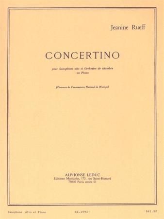 CONCERTINO Op.17