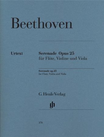 SERENADE Op.25 (set of parts)