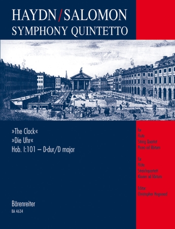 SYMPHONY QUINTETTO after the 'Clock'