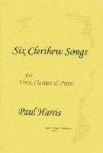 SIX CLERIHEW SONGS