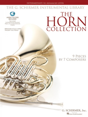 THE HORN COLLECTION Intermediate/Advanced + Online Audio