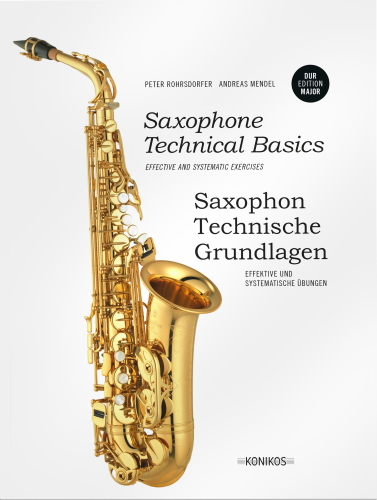 SAXOPHONE TECHNICAL BASICS Major Edition