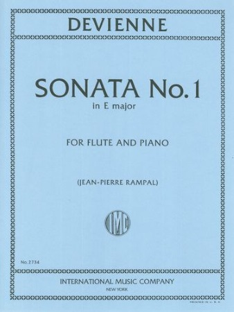 SONATA Op.58 No.1 in E minor
