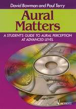 AURAL MATTERS Book + CDs