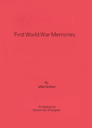 FIRST WORLD WAR MEMORIES (score & parts)