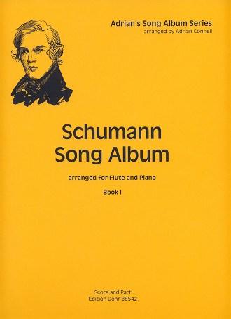 SCHUMANN SONG ALBUM Book 1