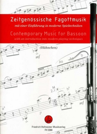 CONTEMPORARY MUSIC FOR BASSOON