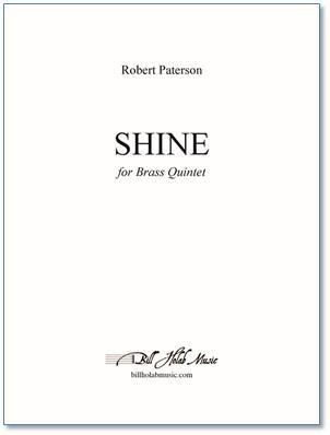 SHINE (score & parts)