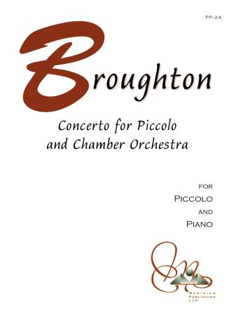 CONCERTO for Piccolo & Orchestra