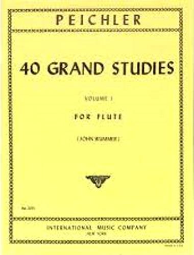 40 GRAND STUDIES Volume 1
