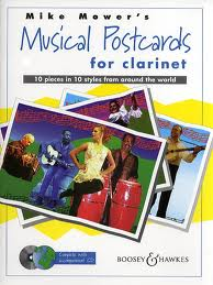 MUSICAL POSTCARDS + CD