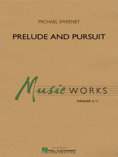 PRELUDE AND PURSUIT (score & parts)