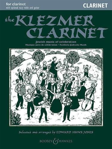 THE KLEZMER CLARINET Clarinet Part