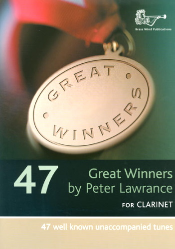 GREAT WINNERS Clarinet Part