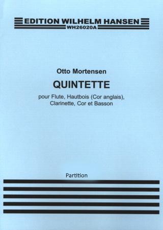 QUINTETTE (score)