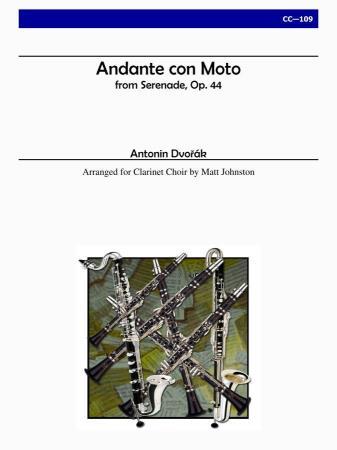 ANDANTE CON MOTO from Serenade, Op.44