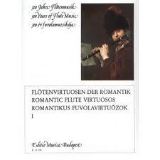 ROMANTIC FLUTE VIRTUOSOS Volume 1