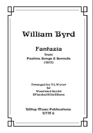 FANTAZIA from Psalms, Songs & 1611