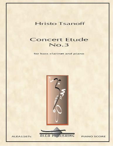 CONCERT ETUDE No.3
