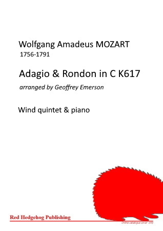 ADAGIO & RONDO in C major, K617