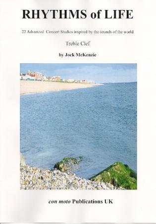 RHYTHMS OF LIFE (treble clef)
