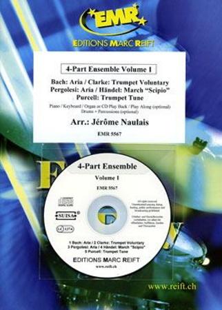 QUARTET ALBUM Volume  1