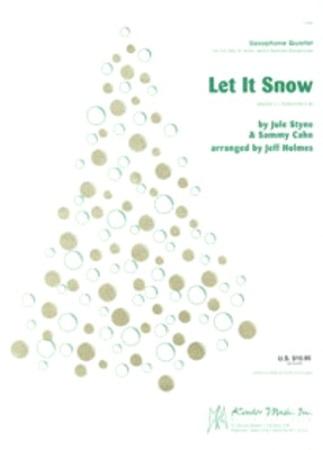 LET IT SNOW (score & parts)