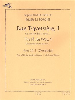 RUE TRAVERSIERE 1 + CD