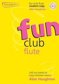 FUN CLUB FLUTE Grade 0-1 Student Copy + CD
