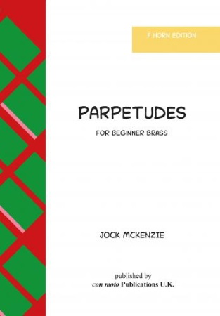 PARPETUDES F Horn Edition
