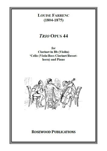 TRIO in Eb major Op.44