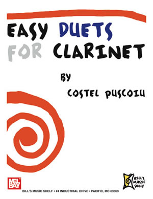 EASY DUETS FOR CLARINET